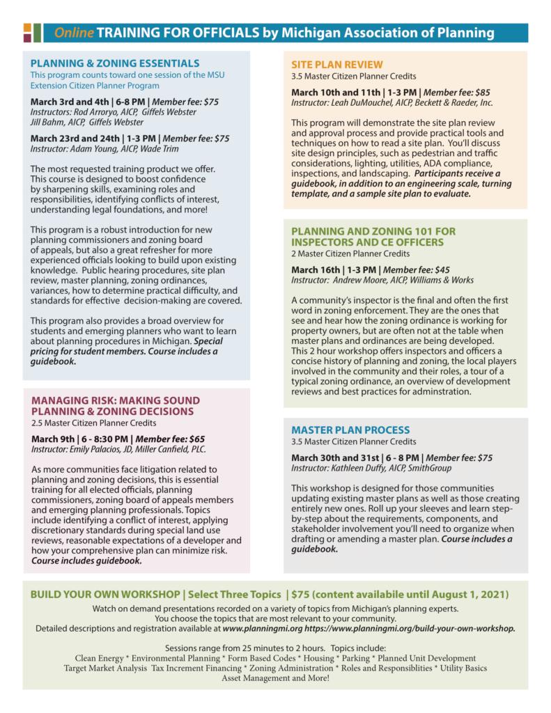 2021 MAP Regional Workshop One Page Brochure-2